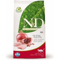 N&D Prime  CAT Neutered Chicken&Pomegranate 300g