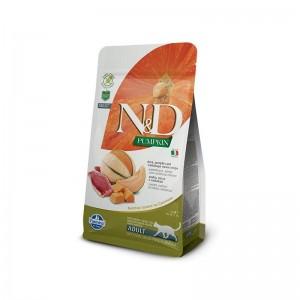 N&D Grain Free Pumpkin CAT Duck & Cantaloupe melon 300g