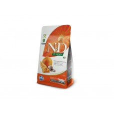 N&D Grain Free Pumpkin CAT Ocean  Herring & Orange 300g