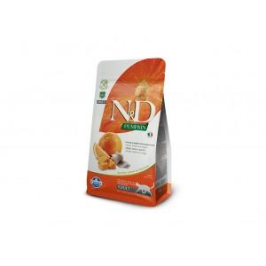 N&D Grain Free Pumpkin CAT Ocean Herring & Orange 1,5kg