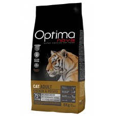 OPTIMAnova CAT CHICKEN GRAIN FREE 2kg