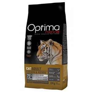 OPTIMAnova CAT CHICKEN GRAIN FREE 400g