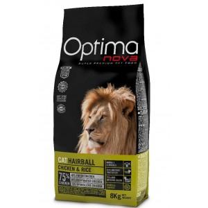 OPTIMAnova CAT HAIRBALL 2kg