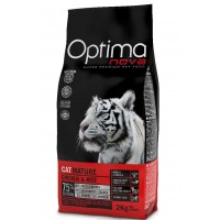 OPTIMAnova CAT MATURE CHICKEN & RICE - URINARY 8kg