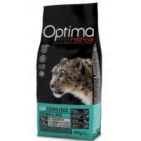 OPTIMAnova CAT STERILISED 8kg