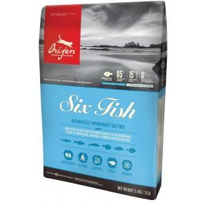 ORIJEN Six Fish Cat 5,4kg