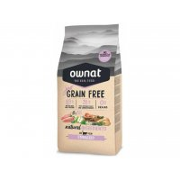 OWNAT Cat JUST GRAIN FREE Sterilized 8kg
