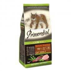 Primordial Grain-Free Cat Adult Duck & Turkey 2kg