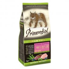 Primordial Grain-Free Kitten Duck & Turkey 2kg
