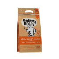 Barking Heads Bowl Lickin' Chicken 1kg