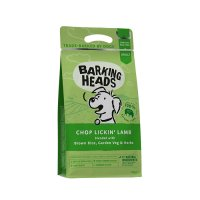 Barking Heads Chop Lickin' Lamb 12kg