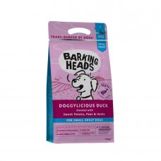 Barking Heads Doggylicious Duck (Small Breed) 1,5kg