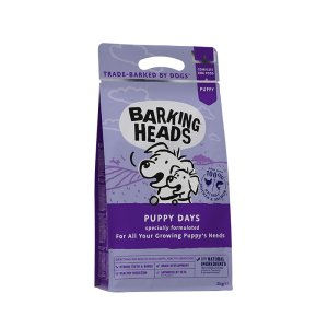 Barking Heads Puppy Days 1kg