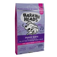 Barking Heads Puppy Days (Large Breed) 12kg