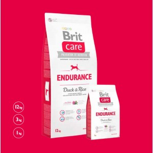 Brit Care Dog Endurance 3kg