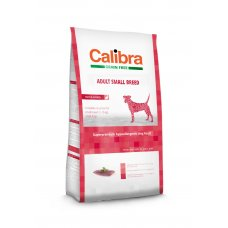 Calibra Dog Grain Free Adult Small Breed / Duck & Potato 7 kg NEW