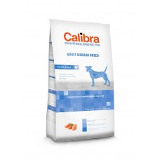 Calibra Dog Hypoallergenic Adult Medium Breed / Chicken & Rice 3 kg NEW