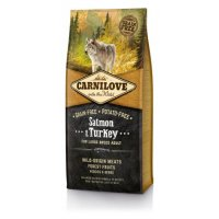 Carnilove Dog Salmon & Turkey for Large Breed Adult NEW 12kg