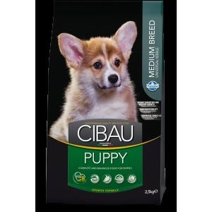 Cibau Puppy Medium 12kg + 2kg ZDARMA (do vyprodání)