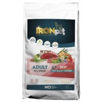 IRONpet BEEF Adult All Breed 12kg