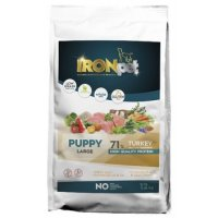 IRONpet TURKEY Puppy Large 12kg