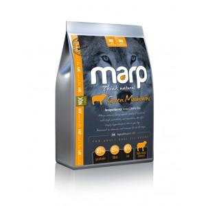 Marp Dog Natural Green Mountains - jehněčí 2kg