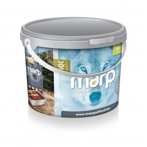 Marp Dog Natural Clear Water - lososové 4kg v zásobníku