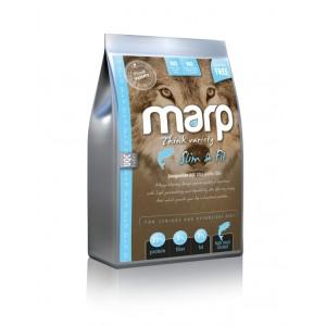 Marp Dog Variety Slim and Fit - s bílou rybou 12kg