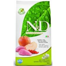 N&D Prime DOG Adult Boar & Apple 12kg
