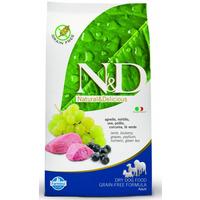 N&D PRIME DOG Adult M/L Lamb & Blueberry 12kg