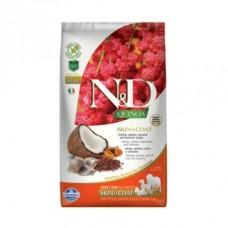 N&D Grain Free Quinoa DOG Skin&Coat Herring & Coconut 2,5kg