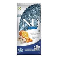 N&D Low Grain Dog OCEAN Adult M/L Codfish & Orange 12kg