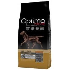 OPTIMAnova dog ADULT LARGE GRAIN FREE Chicken 12kg