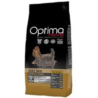 OPTIMAnova dog ADULT MINI GRAIN FREE Chicken 800g