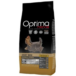OPTIMAnova dog ADULT MINI GRAIN FREE Chicken 2kg