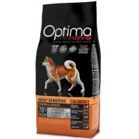 OPTIMAnova dog ADULT SENSITIVE GRAIN FREE Salmon 12kg