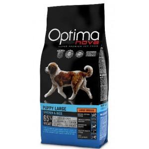 OPTIMAnova dog PUPPY LARGE 2kg