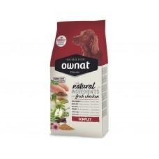 OWNAT Dog Classic Complet 15kg
