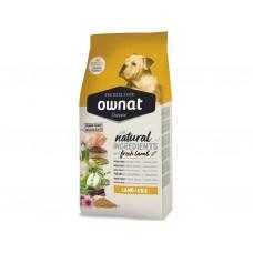 OWNAT Dog Classic Lamb&Rice 15kg