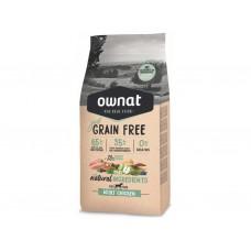 OWNAT Dog JUST GRAIN FREE Adult Chicken 14kg