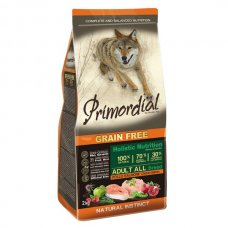 Primordial Grain-Free Adult Chicken & Salmon 12kg