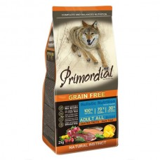 Primordial Grain-Free Adult Trout & Duck 12kg