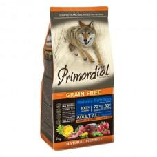 Primordial Grain-Free Adult Tuna & Lamb 12kg