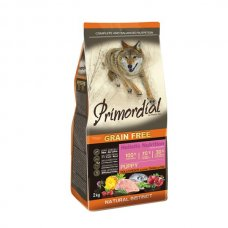 Primordial Grain-Free Puppy Chicken & Sea Fish 12kg