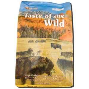 Taste of the Wild High Prairie 2x12,2Kg + DOPRAVA ZDARMA