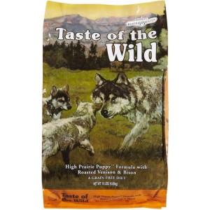 Taste of the Wild High Prairie Puppy 2x12,2kg + DOPRAVA ZDARMA
