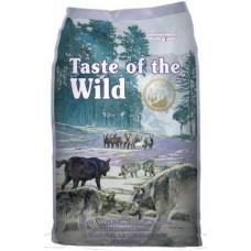 Taste of the Wild Sierra Mountain Canine 2x12,2kg + DOPRAVA ZDARMA