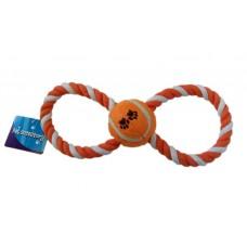 Balónek na provazu - 28 cm