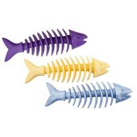 Rybka dentální 14cm - různé barvy