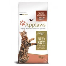 Applaws Cat Adult Chicken & Salmon 2x7,5kg